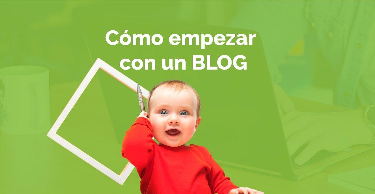Cómo empezar con un blog